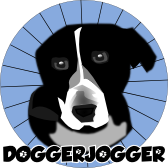 DoggerJogger Logo Sedgy Spoke 2 8 2014 168 px
