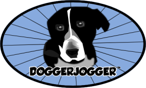 DoggerJogger Oval 3x5 StickersBanners com 2 26 2014